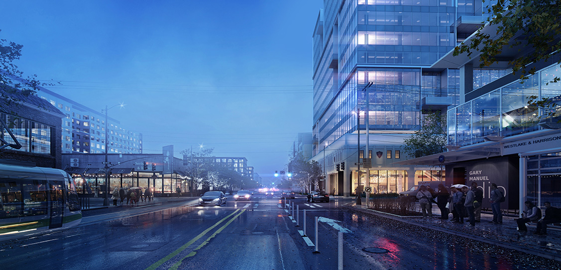 400 Westlake - Perkins+Will, Images: MOTIV Studio