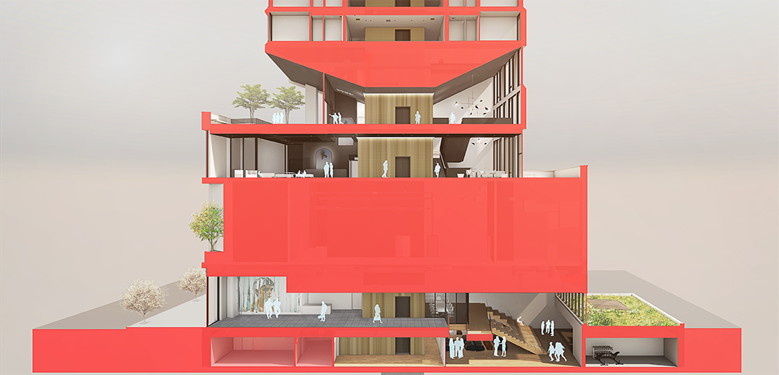 AC Nomad Modular Hotel - Danny Forster & Architecture