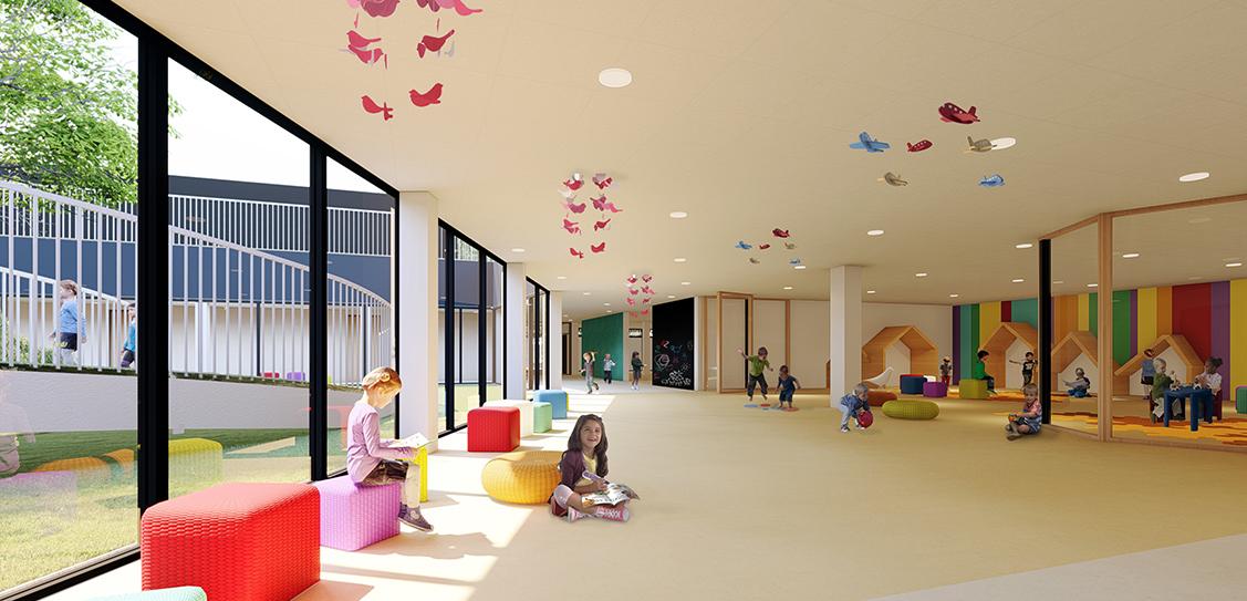 Smart HUB Nursery School 3.0 - Project