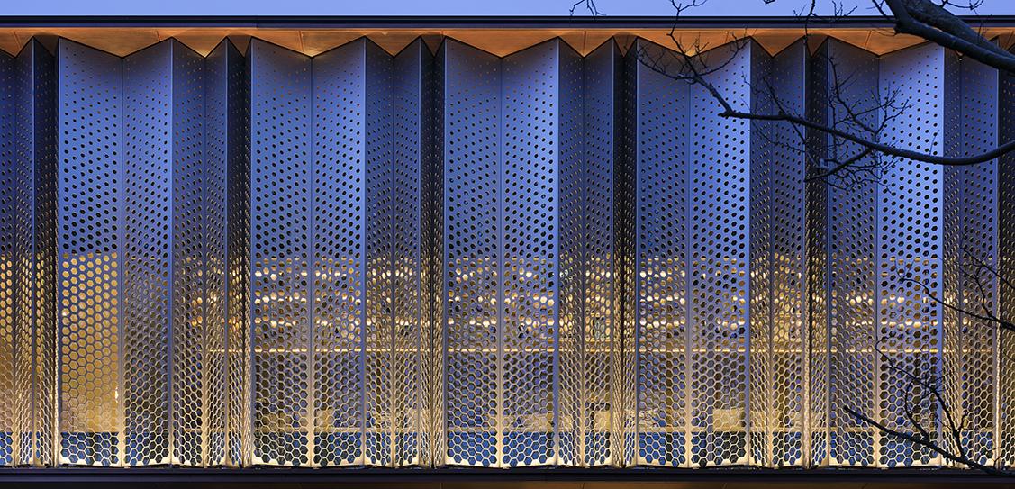 Shanghai Jindi Zhuqiao AD2040 Sales Center - Matrix Design