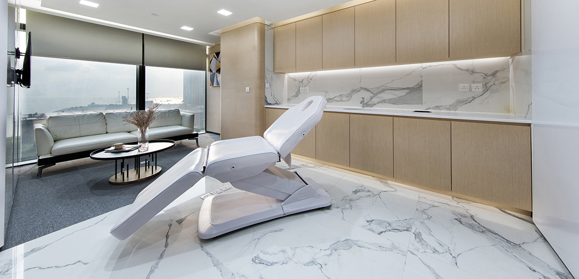 V line Cosmetic Design - GWP Architects
