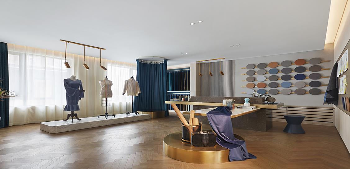 Longfor Mansion Customization Studio by ZESTART