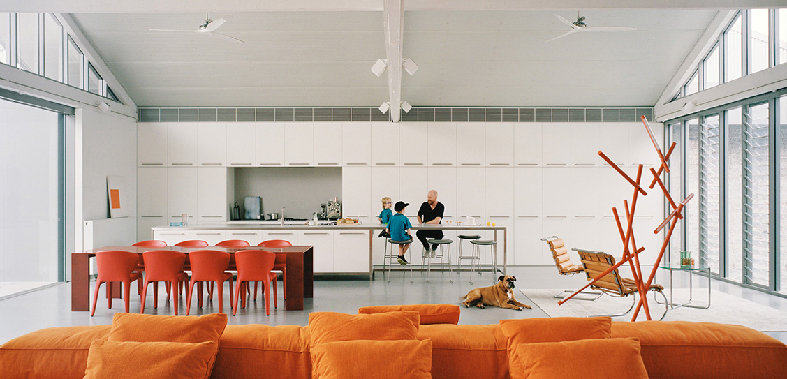 Redfern Warehouse - Ian Moore Architects