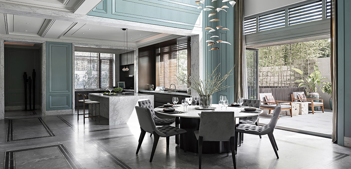 Xiamen Avic Peninsula Villa Jade Mansion - HCD IMPRESS