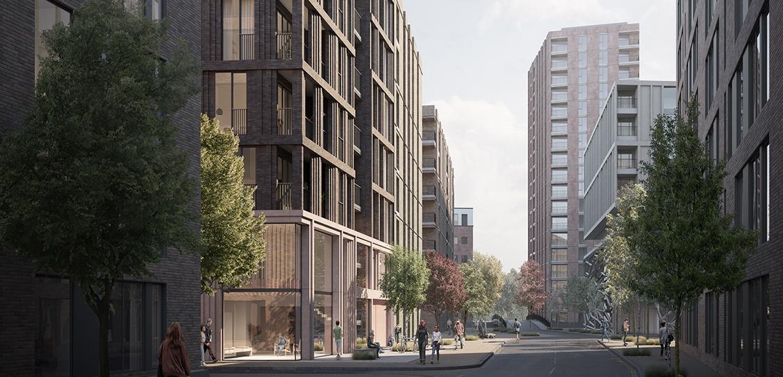 Marshgate Lane, Stratford - pH+