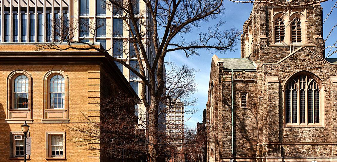 University of Toronto Myhal Centre for Engineering Innovation & Entrepreneurship - Montgomery Sisam Architects + Feilden Clegg Bradley Studios