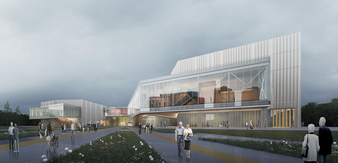 Activity and Service Centre of a Continuing Care Retirement Community - GN(Shanghai)Architecture Design Office CO. Limited