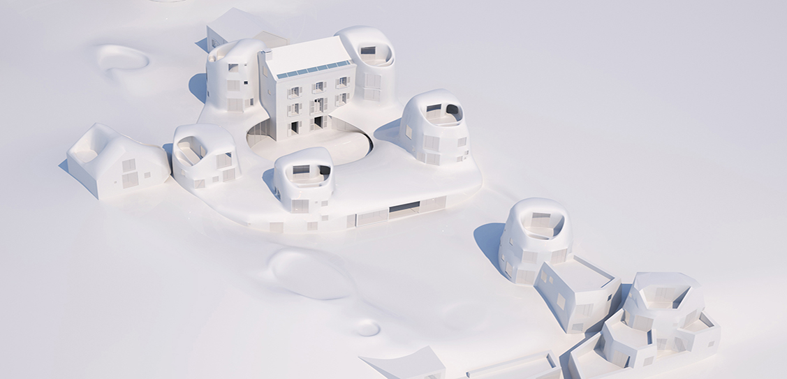 Ault Common Home - Christian Pottgiesser Architecturespossibles (CPAP)