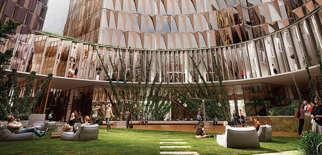 Melbourne ConnectWoods Bagot
