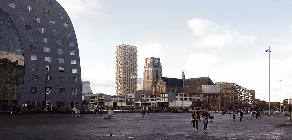 POST Rotterdam - ODA New York