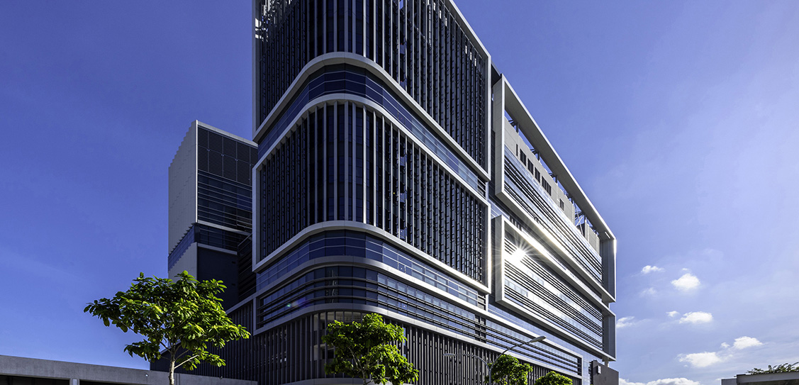 Architects 61 in collaboration with B+H Architects (Singapore)