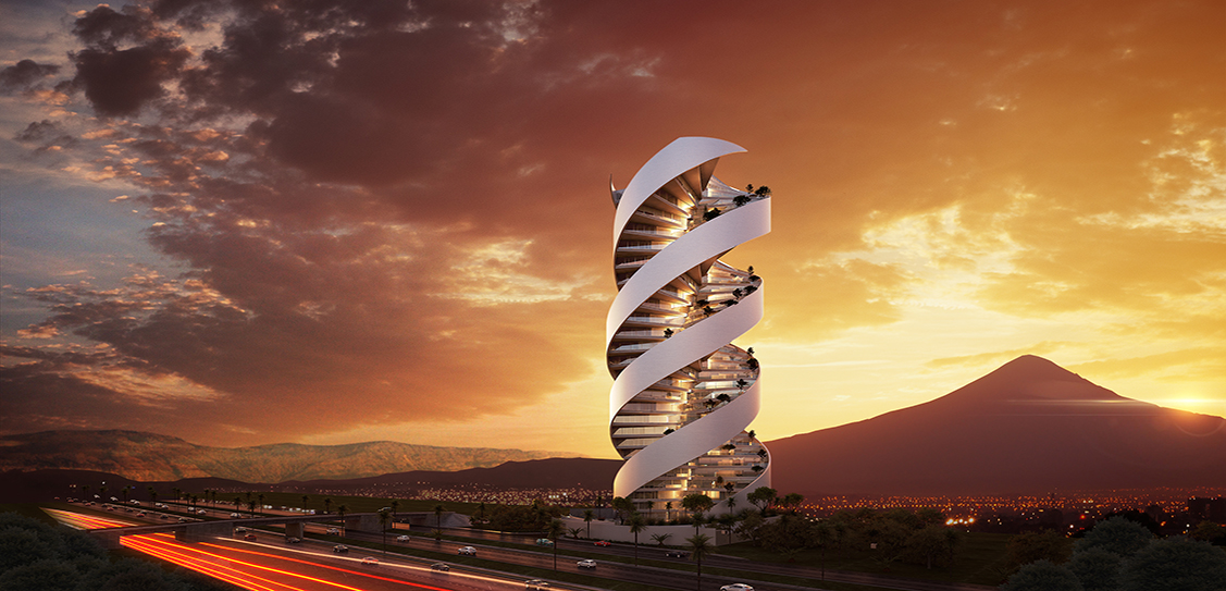 Torre Helea - Bulnes Arquitectos