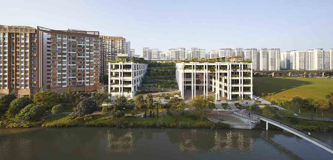 Oasis Terraces - Serie + Multiply Architects