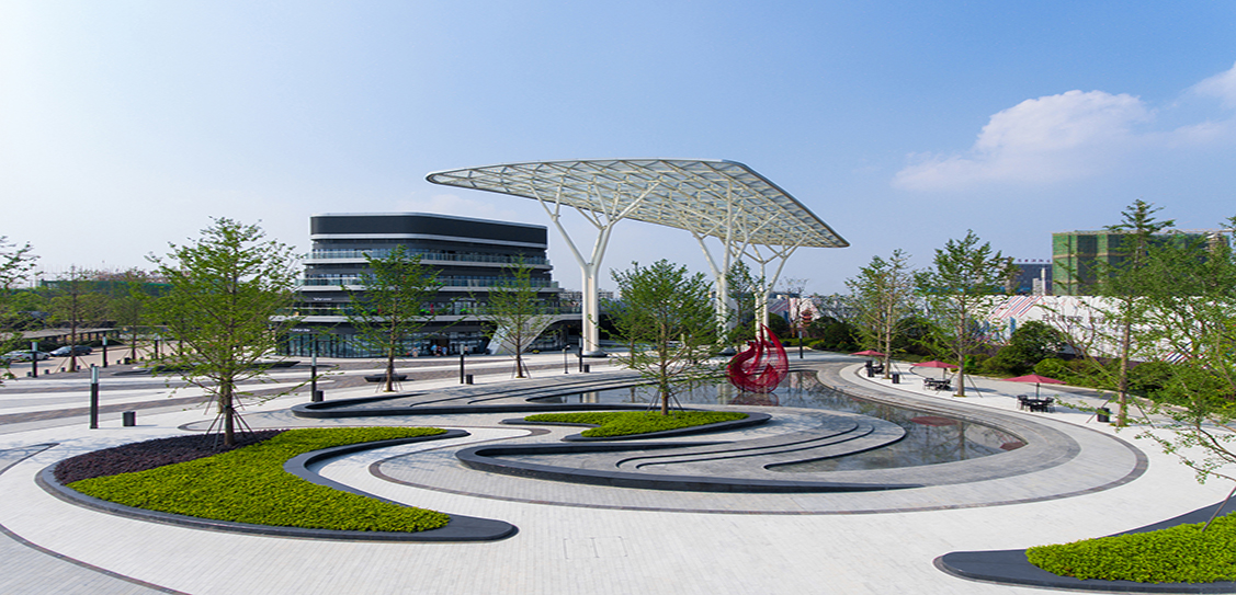 One City Development Gemdale Wuhan by ASPECT Studios