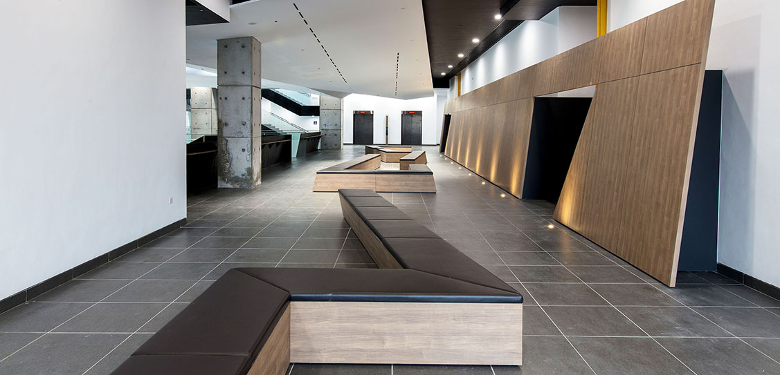 Tsing Yi Southwest Leisure Building - Architectural Services Department