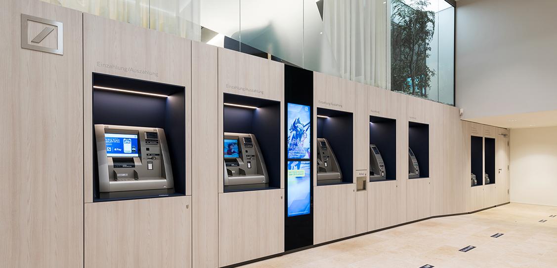 2020 Win Awards Entry Deutsche Bank Branch Concept Behf Architects