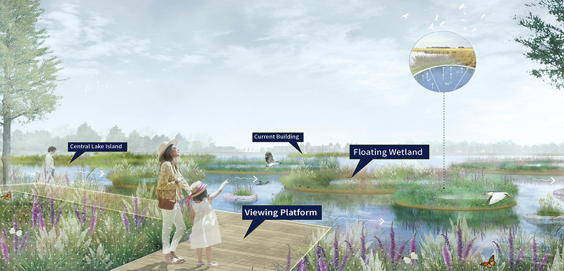 Nansong Lake High-Tech Ecological Park - Integrated Planning and Design Pty.Ltd.