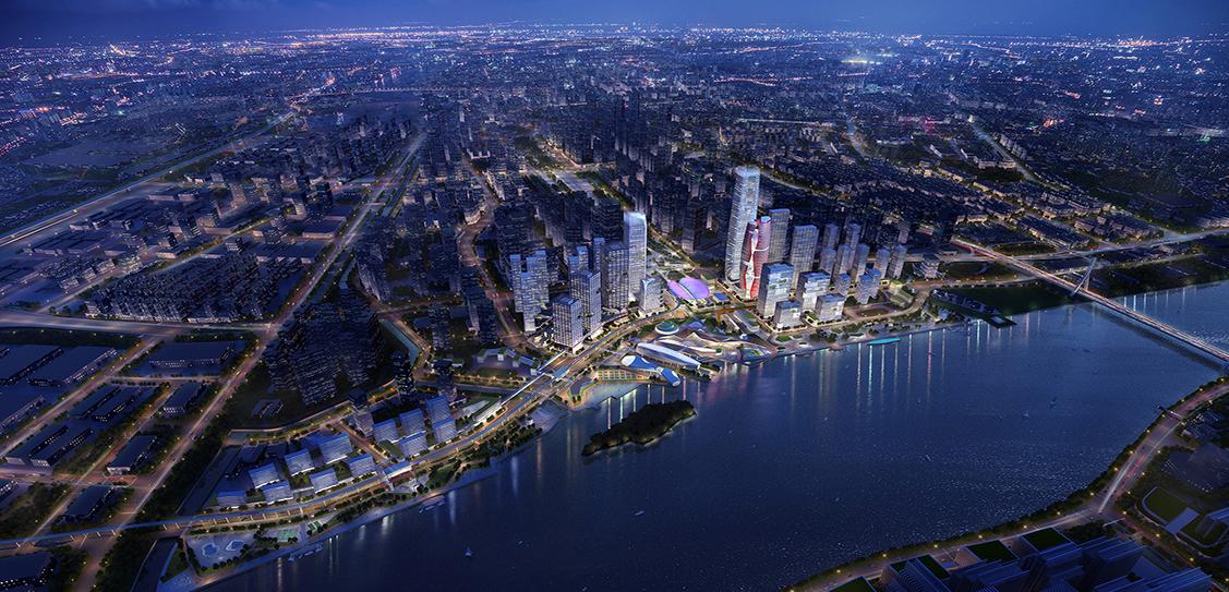 Guangzhou Shipyard Master Plan - SPARK