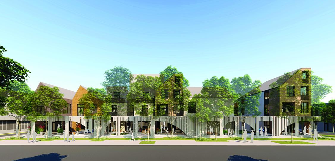 Re-Live Downtown Pine Bluff - University of Arkansas Community Design Center