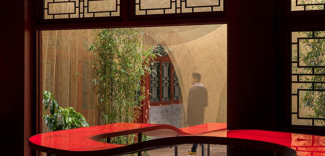 Sense Café Beijing - RSAA/ Büro Ziyu Zhuang