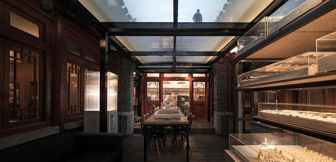 Courtyard No.7 at The Drum Tower - RSAA/ Büro Ziyu Zhuang