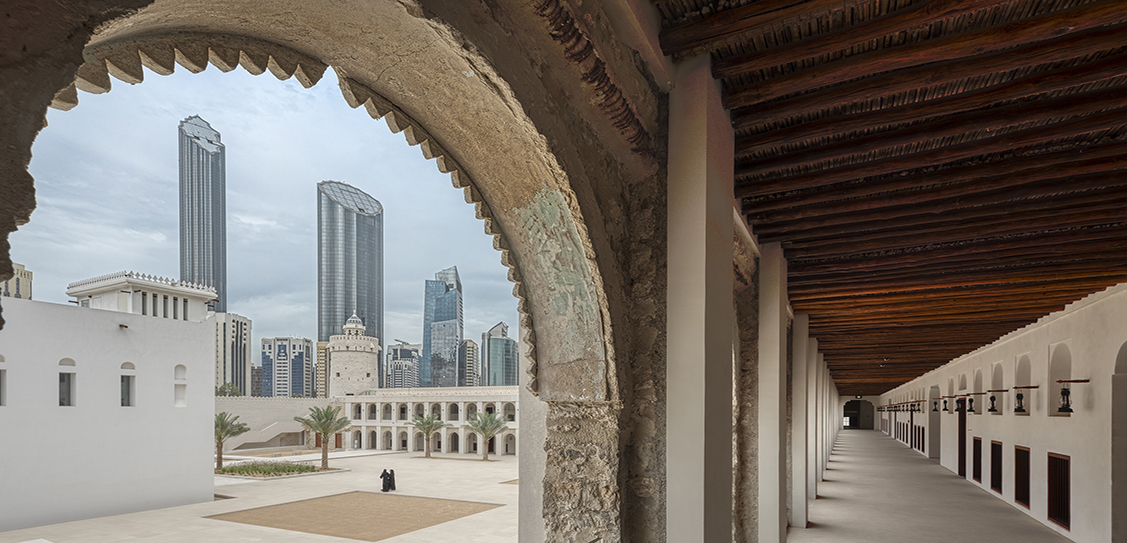 Qasr Al Hosn, The Fort and the National Consultative Council - Qasr Al Hosn