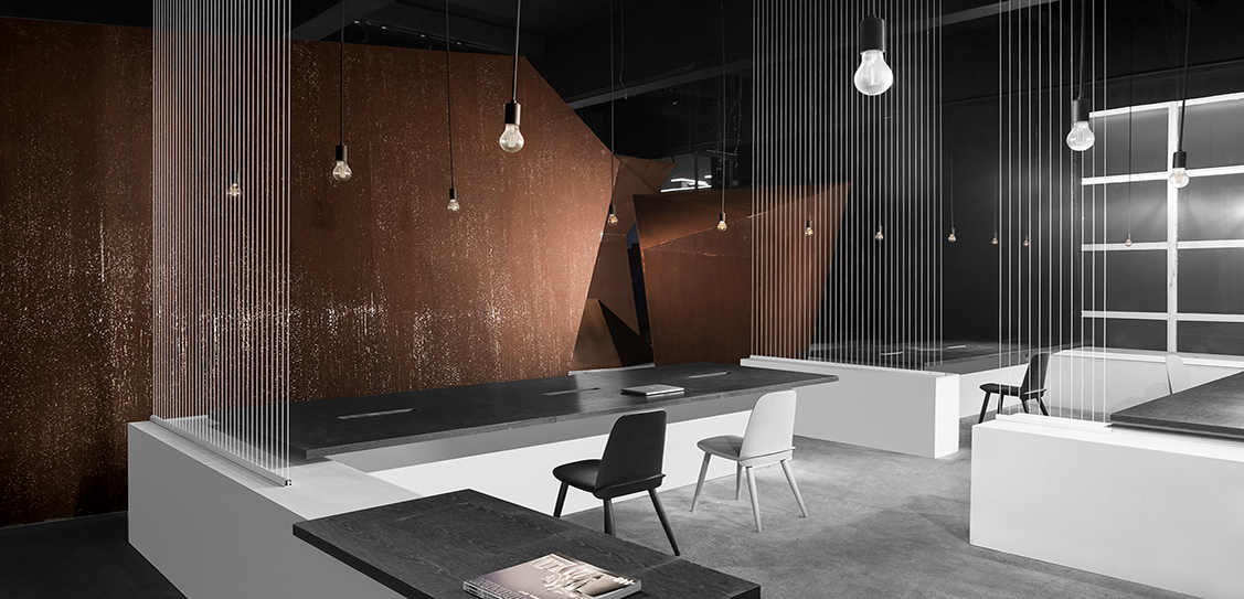 AD Architecture Office - Penetrating Perception, Concealing Power - AD Architecture