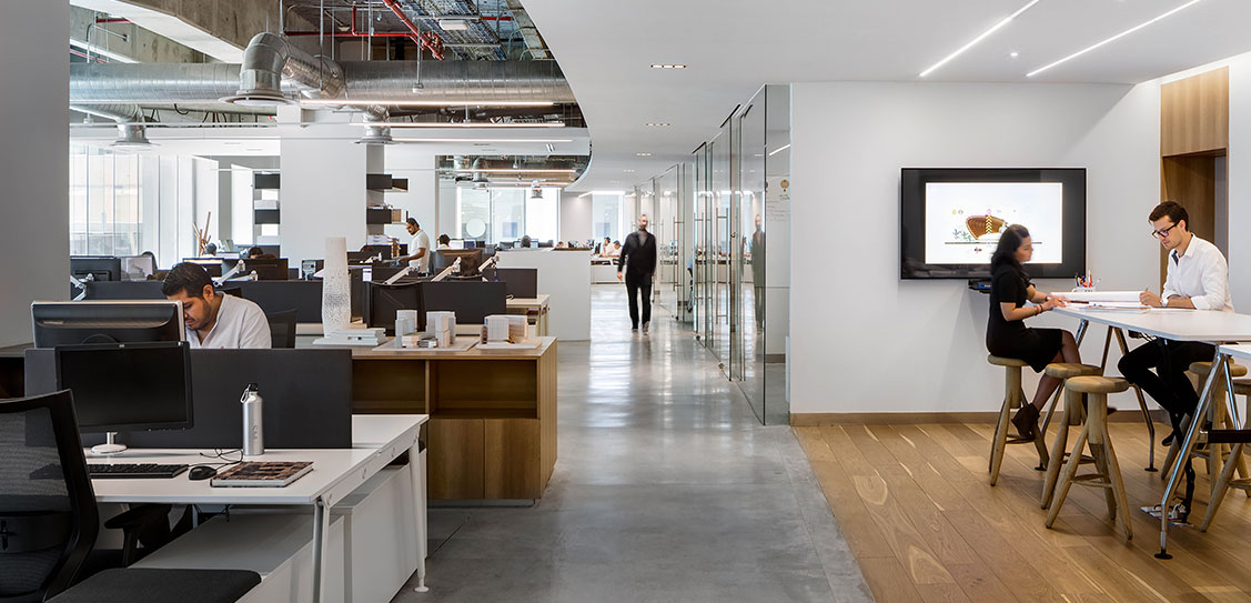 GSM SMA HQ by Sordo Madaleno Arquitectos