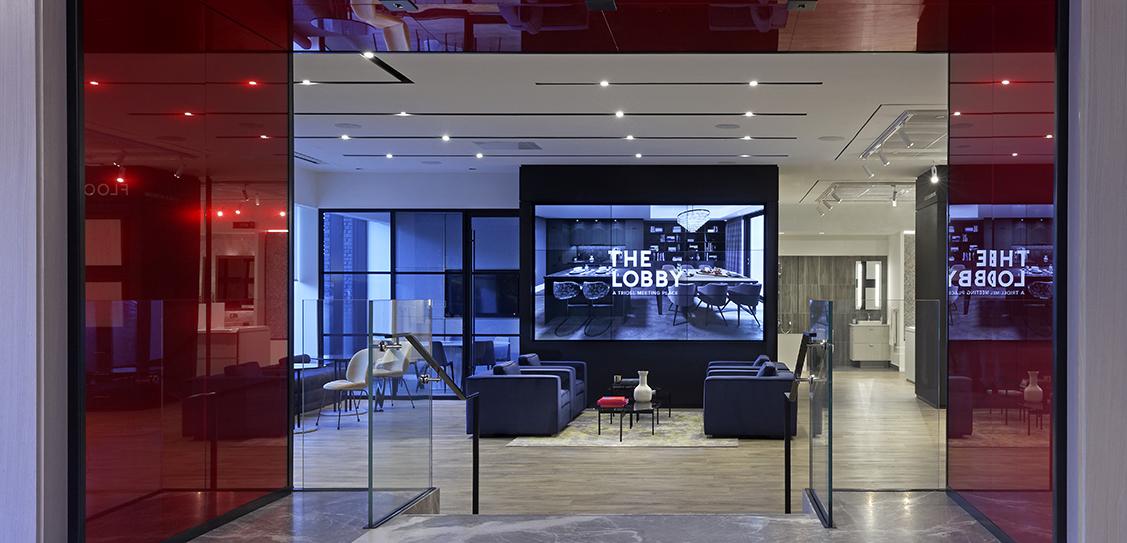 Tridel: The Lobby - II BY IV DESIGN