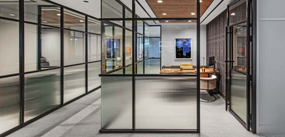 Investment Firm by Elkus Manfredi Architects