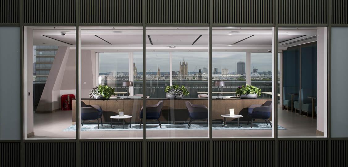 The Crown Estate, Headquarters by Edge architecture & design Ltd