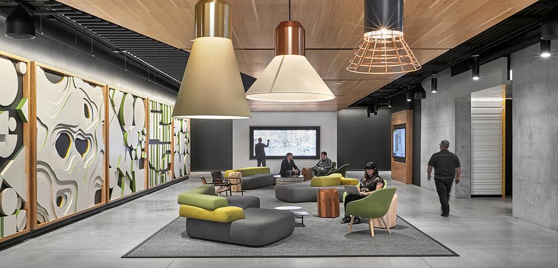 McDonald's Headquarters - Studio O+A and IA Interior Architects