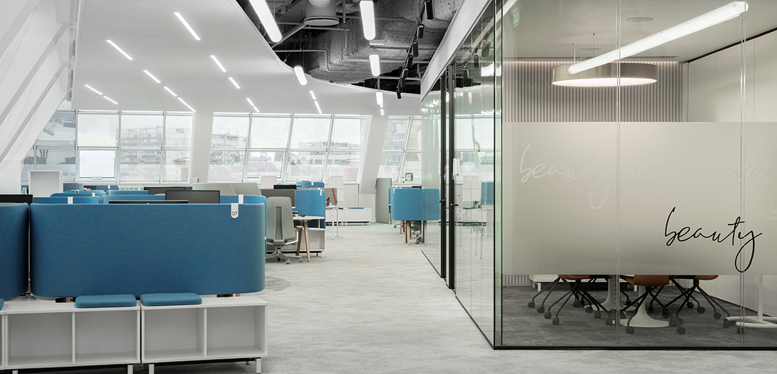 L'Oréal Moscow Office - IND architects