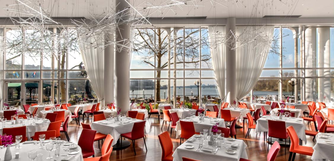 SEQUOIA Restaurant - Jeffrey Beers International