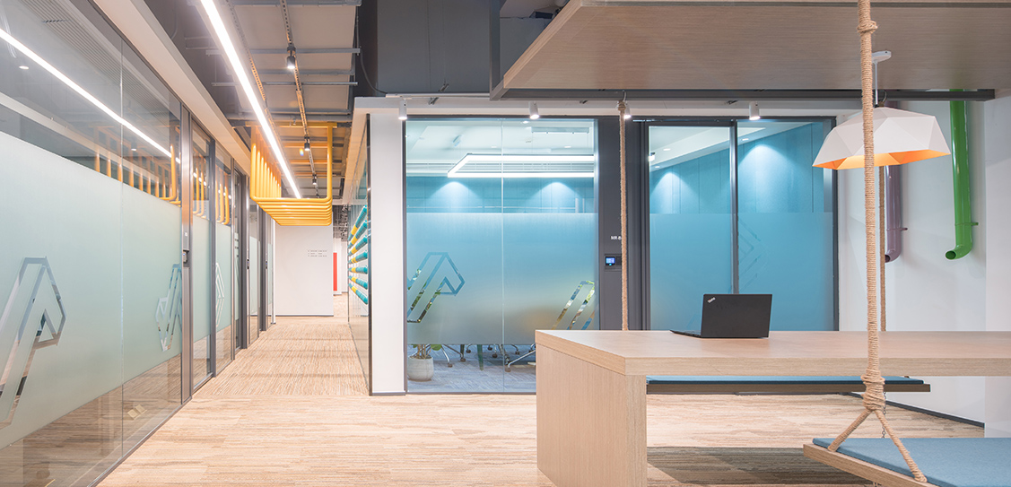 KWG Cohesion Co-working Space- GWP Architects
