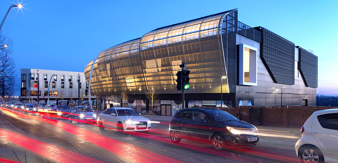 Elwick Place - Guy Hollaway Architects