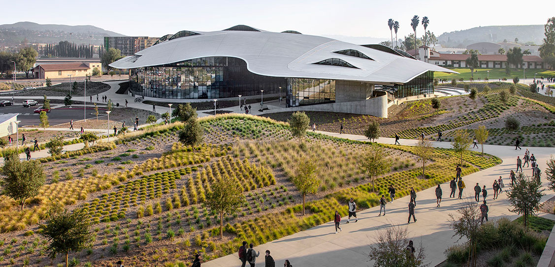 2019 WAN Awards: Cal Poly Pomona Student Services Building