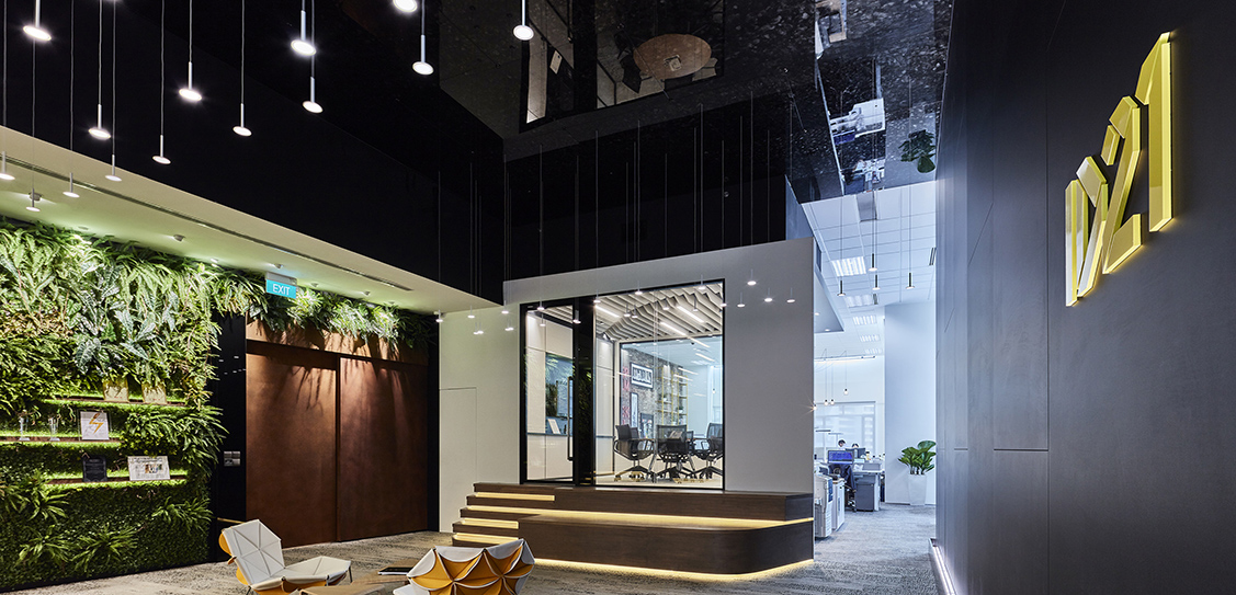 ID21 - Transformation at Work - Workplace Design & Build Specialist