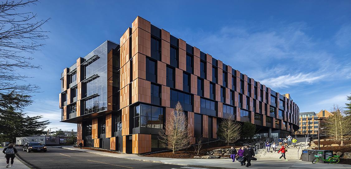 University of Washington, Bill & Melinda Gates Center for Computer Science & Engineering - LMN Architects
