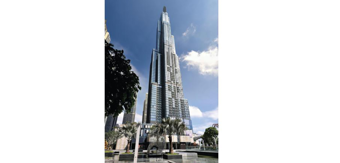 Landmark 81 - Atkins China Limited