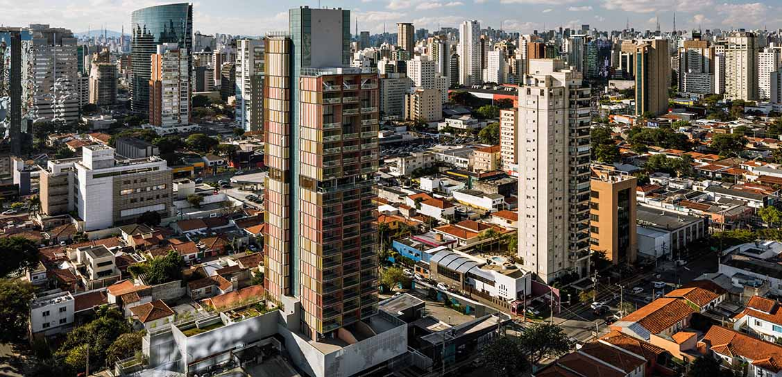 Forma ITAIM tower - b720 Fermín Vázquez Architects