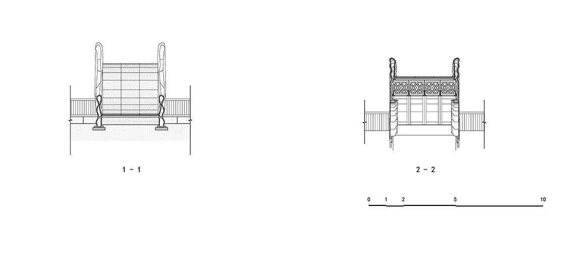 3D Printed Pedestrian Bridge - XWG Arch-Studio