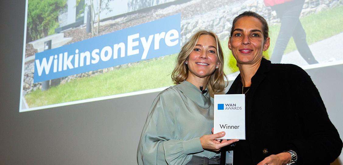 WilkinsonEyre's Dyson Institute of Engineering and Technology project earns them the Gold Award in the Residential category