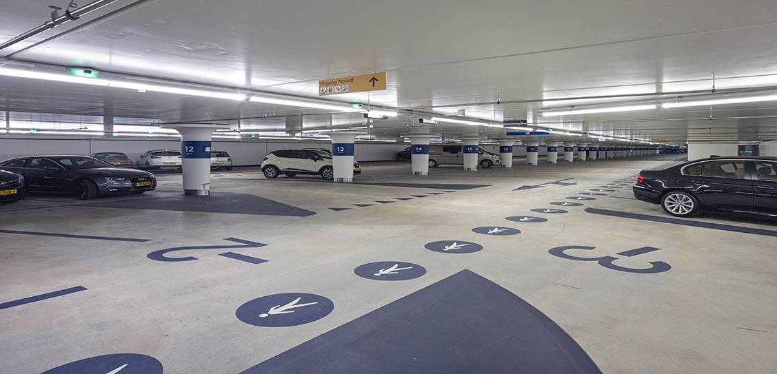 Albert Cuyp Underwater parking garage Amsterdam - ZJA Zwarts & Jansma Architects