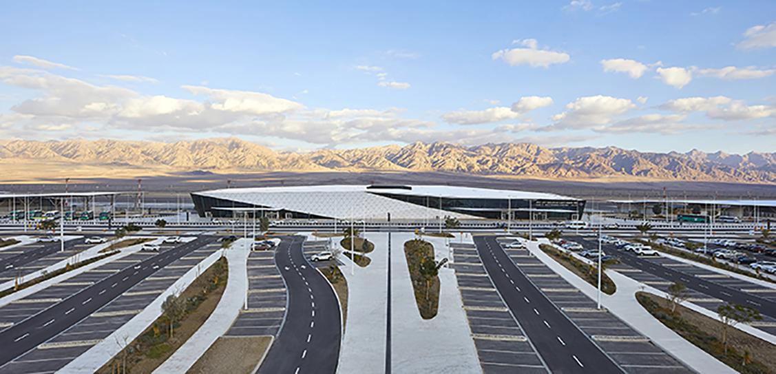 Ilan and Asaf Ramon International Airport - Amir Mann, Moshe Zur, Ami Shinar, Orna Zur Architects