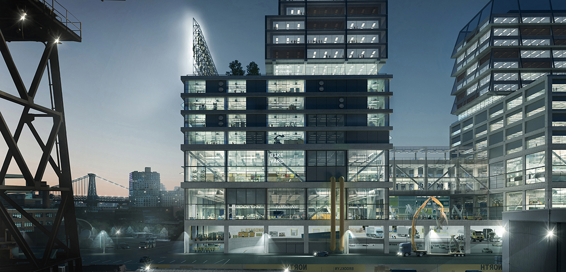 Urban Design Concepts by WXY architecture + urban design` Illustrative Visualization by bloomimages