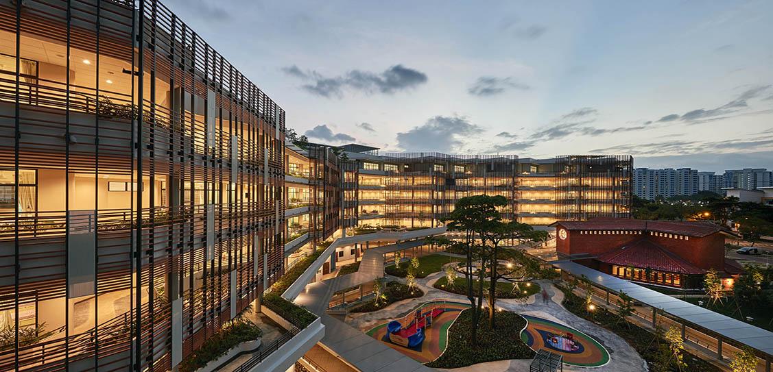 St Joseph's Home - SAA Architects Pte Ltd