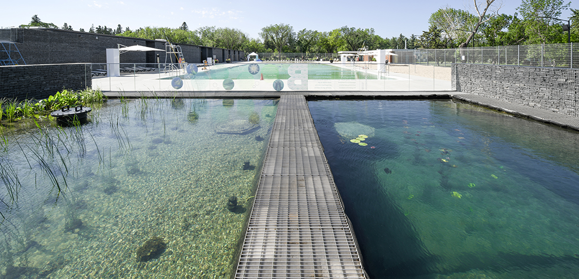 Borden Park Natural Swimming Pool - gh3*