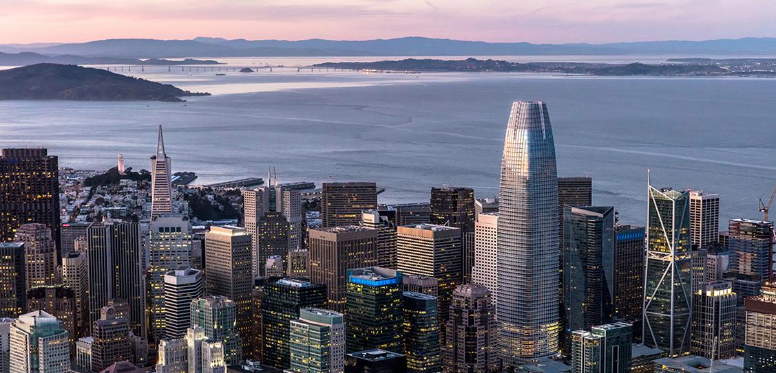Salesforce Tower - Pelli Clarke Pelli Architects