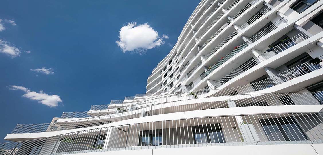 Luka Living Rental Apartments and Shopping Centre - Mixed use (Residence + Retail)